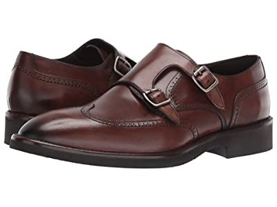 J&M Collection Ridgeland Monk (Brown) Men