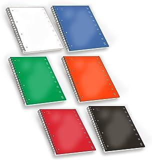 Pigna Monocromo Maxi - Cuaderno - pack of 5