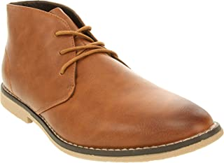 London Fog Mens Broadstreet Chukka Boot