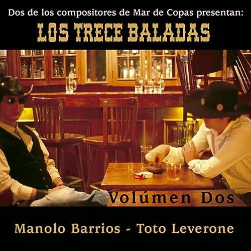 Popurrí Manolo Galván de Manolo Barrios & Toto Leverone en ...