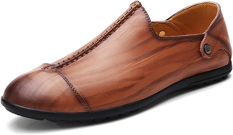 3aae7806acb35 Sonjer New 2017 Spring Autumn Genuine Leather shoes Men Men Men ...