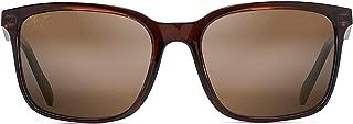 Maui Jim Sunglasses|Wild Coast B756|Soft Touch Classic Frame, Polarized Lenses with Patented PolarizedPlus2 Lens Technology