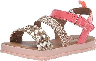 Toddler and Little Girls Juaneta Fashion Sandal