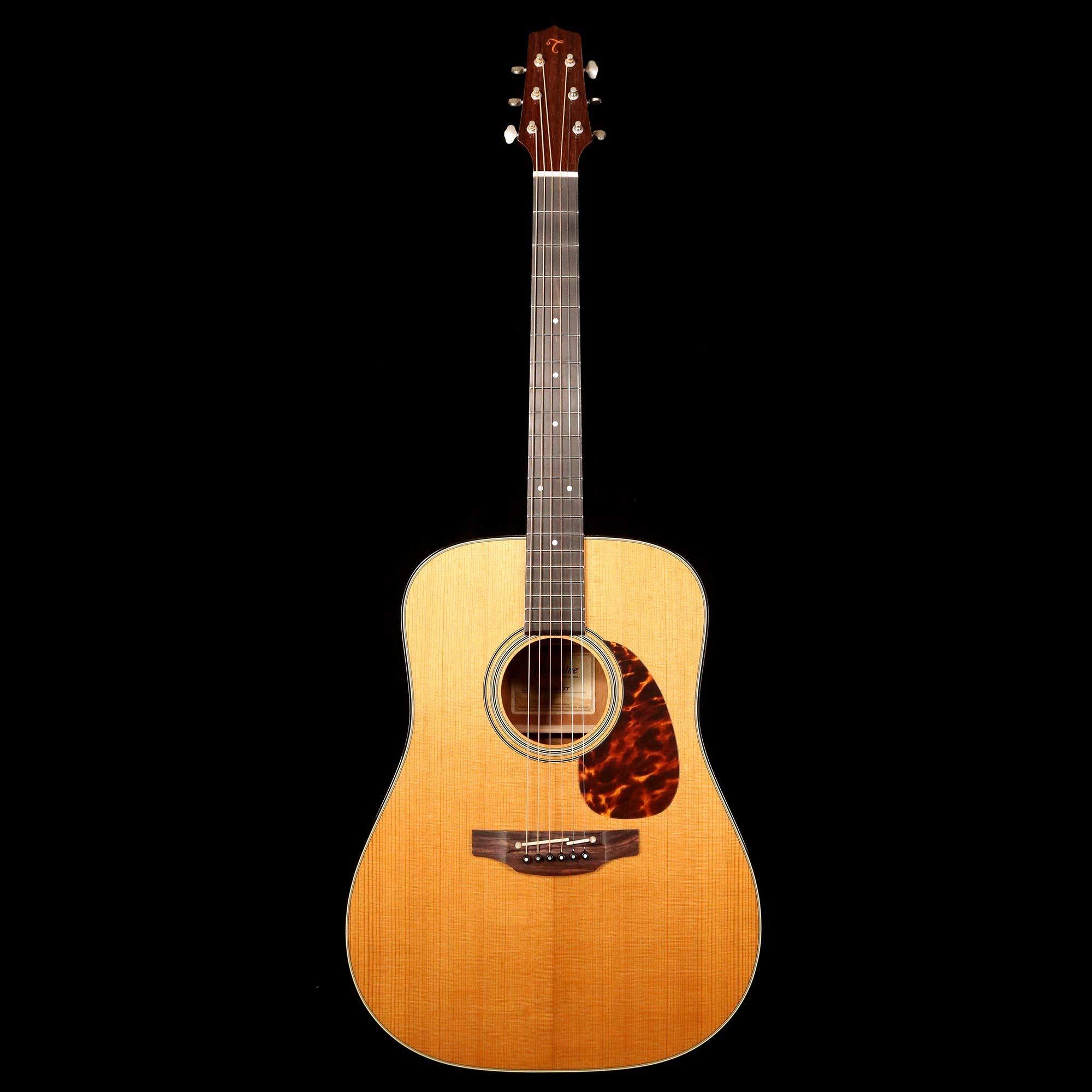 Takamine TAKEF340STT - Guitarra acústica eléctrica con parte ...