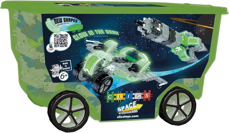 Clics CB413 - Space Rollerbox 10 in 1 B007MMIPI8  Niedriger Preis und gute Qualität     | Verschiedene aktuelle Designs