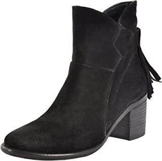 Salt N Pepper Elle Real Suede Leather Women Boots