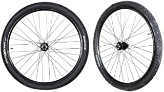 "CYCLINGDEAL WTB SX19 Rims Mountain Bike Bicycle 29er Disc Wheelset 29"" QR Wheels & Tires - Good Value MTB 29 Inch Rear & F..."
