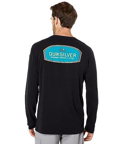 Quiksilver Waterman Supplies Long Sleeve QMU1 T-Shirt