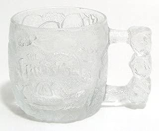 RocDonald's Flintstones ROCKY ROAD Glass Mug 1993 Collectible
