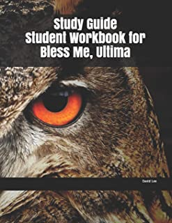 Study Guide Student Workbook for Bless Me, Ultima