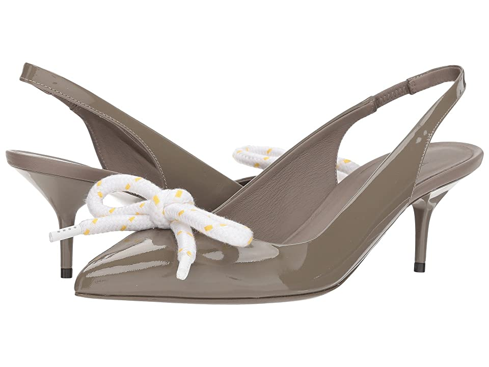Burberry Fink 55 (Taupe Grey) Women