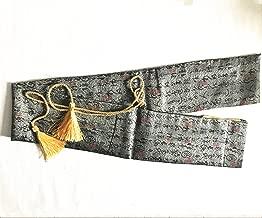 Classic Japanese Samurai Swords Katana Calligraphy Silk Sword Bag