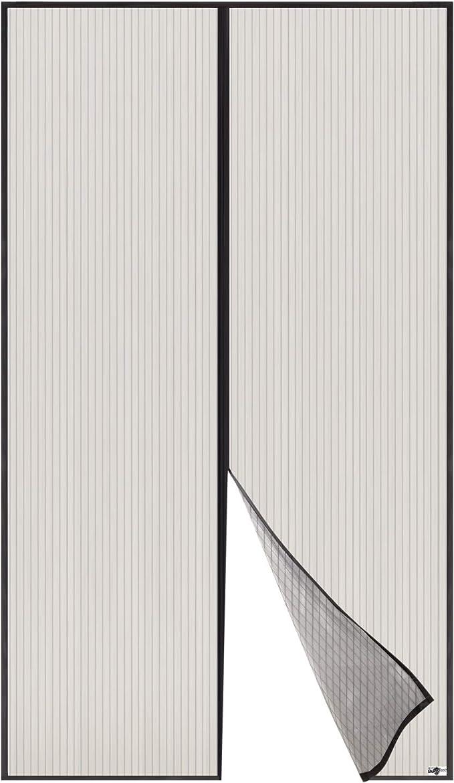 32675 opinioni per Apalus Zanzariera Magnetica per Porte 140 x 240CM- Rete Super Fine, Tenda