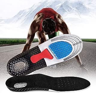 sock-free Saviors con olor/ /P/étalos de control por Pie Completo Plantillas para zapatos/ /lavable/ /1/par rosa Glam Pink