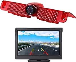 $129 » Sponsored Ad - Night Vision 3rd Brake Light Reversing Backup Camera + 4.3 inch TFT Monitor Display for GMC Savana Chevrole...