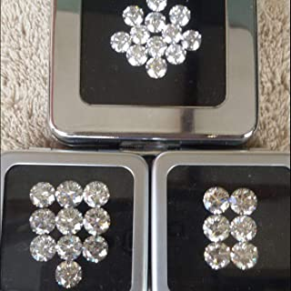 Excellent Corporation CVD/HPHT Diamonds 4.10mm to 4.20mm GHI VS SI TCW 1 Round Brilliant Cut Loose Stones