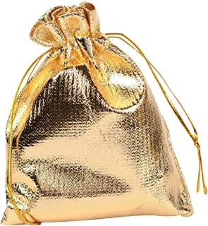 GLOBALDREAM Bolsa de Regalo de Encaje 16 Piezas Bolsa de Regalo de cord/ón con cord/ón Bolsas de joyer/ía Mini Bolsas de Dulces Dise/ño de Encaje Elegante Fiesta de Boda Bolsas de Favor de Bienvenida