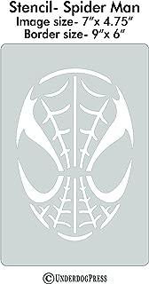 XL Stencil - Spider Man