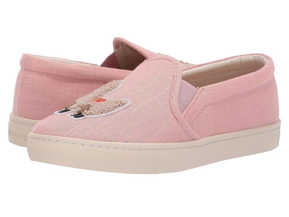 Soludos Llama Slip-On Sneaker (Dusty Rose) Women