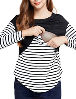 Best nursing maternity shirts Reviews
