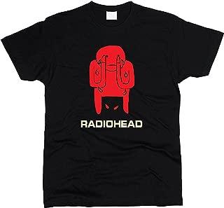 radiohead t shirt uk