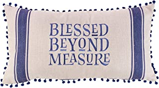 Blessed Beyond Measure Rectangular Pillow, Blessed Beyond Measure Collection
