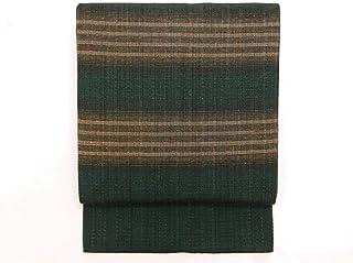 【未使用品】名古屋帯 紬織(2600027452318) 中古
