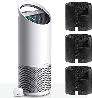 TruSens 空気清浄機 UV除菌 ウイルス 花粉 脱臭 43畳 センサーポッド付 Z-3000 ホワイト 【2年保証】 カーボンフィルター付