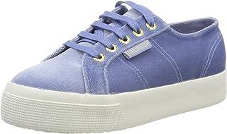 SUPERGA 2730-velvetchenillew, Sneaker Donna