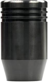 Shift Solutions Co. PS-N 700 Grams Weighted Shift Knob [Piston] (Brushed Black)