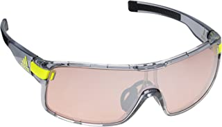 adidas Zonyk L Gafas De Sol (Grey Transparent Shiny) - AW17