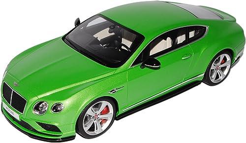 GT Spirit Bentley Continental GT V8 Coupe Grünr 77 1 18 Modell Auto mit individiuellem Wunschkennzeichen