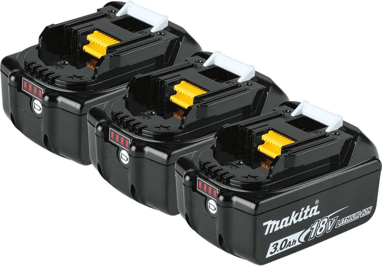 Makita BL1830B-3 18V Super sale period limited LXT Lithium-Ion pk depot 3 3.0Ah Battery