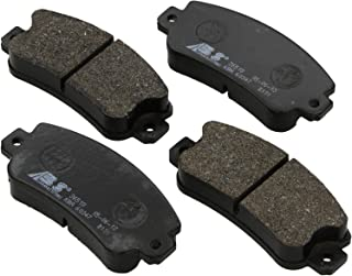 ABS All Brake Systems bv 36518 Bremsbeläge   (4 teilig)