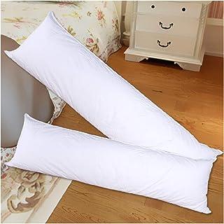 AQHXLS PP Cotton Thick Body Pillow, Insert Pillow Inside, Long Side Pillow for Pregnant Women, Women's Pillow, Indoor Home...