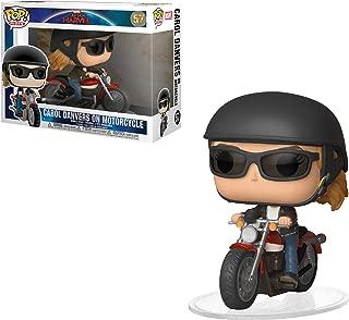 Funko POP! Ride Marvel: Captain Marvel - Carol Danvers On Motorcycle