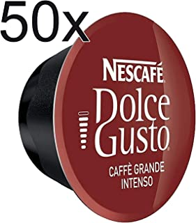 50 X Nescafe Dolce Gusto Grande Intenso - Dark Roast