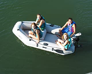 Amazon com: With Motor - Inflatable Rafts / Boats: Sports & Outdoors