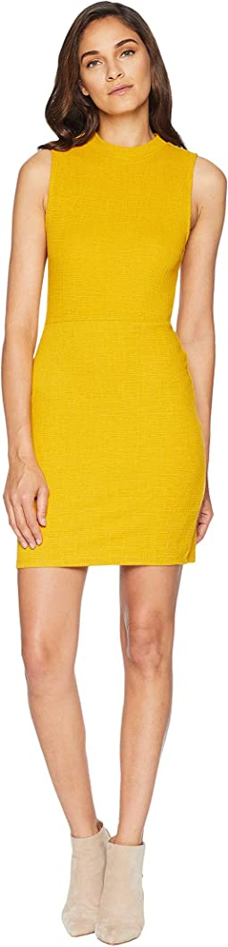 Honey Ryder Knit Jacquard Bodycon Dress