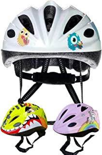 SkullCap® Casco Niño Bicicleta disenado por los niños