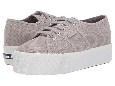 Superga 2790 Acotw Platform Sneaker (Dove Grey) Women