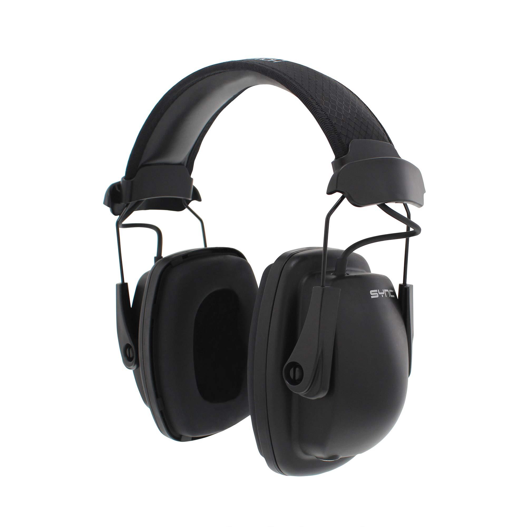 Howard Leight 1030110 同步降噪立体声耳罩 1030110