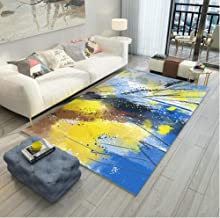 Carpet Living Room Rug Home Decoration Sofa Coffee Table Floor Cushion Soft Mat Bedroom Study Children's Crawling Mat 80x1...