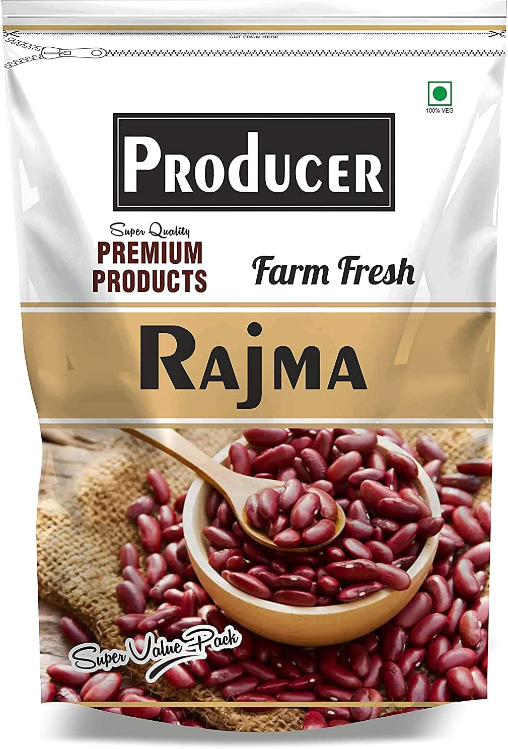 All stores Super-cheap are sold Saheb Producer Premium Red Kidney Bean Lal राजमà Rajma