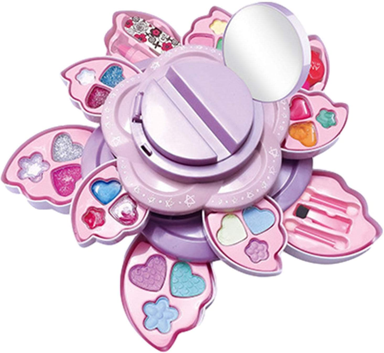 A R Kids Makeup Toys,Washable Role [Alternative dealer] Set New Orleans Mall To Play Up Make