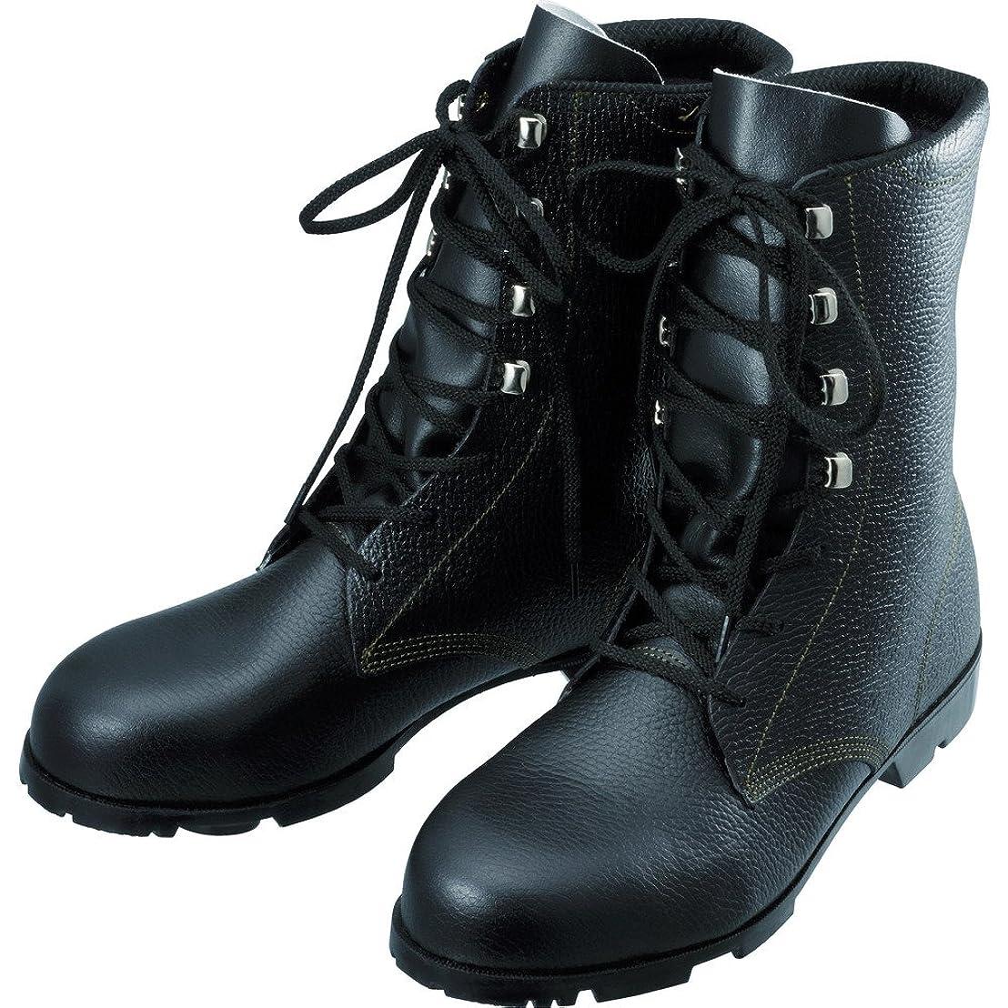 変成器バスケットボールアラバマ[シモン] 安全靴 長編上靴 AS23 26.5cm AS23265