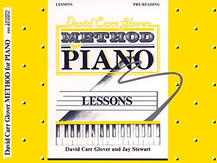 David Carr Glover  Lessons  Pre-Reading