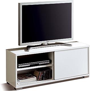 Abitti Mesa de TV módulo bajo Multimedia Color Blanco