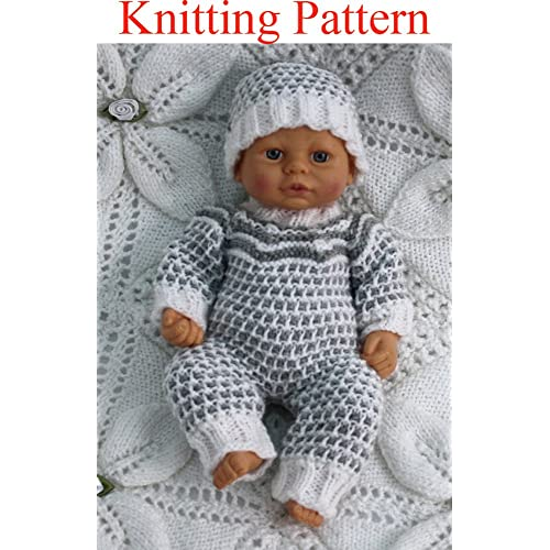 Dolls Knitting Patterns for Clothes: Amazon co uk