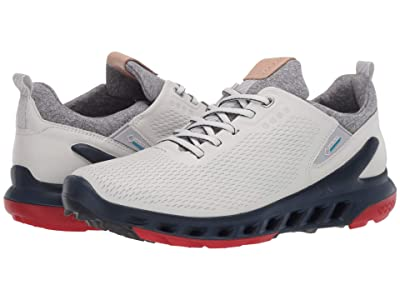ECCO Golf BIOM Cool Pro GORE-TEX(r) (White/Scarlet) Men